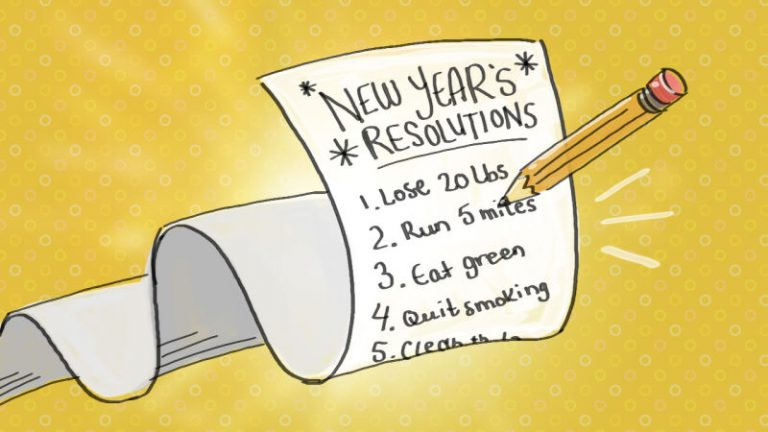 10 new year resolutions for high The new year is a great time to reflect on the changes we want to or need to make if you're a student looking at ways to improve yourself and make the transition to college easier, international college counselors offers a few more resolutions.